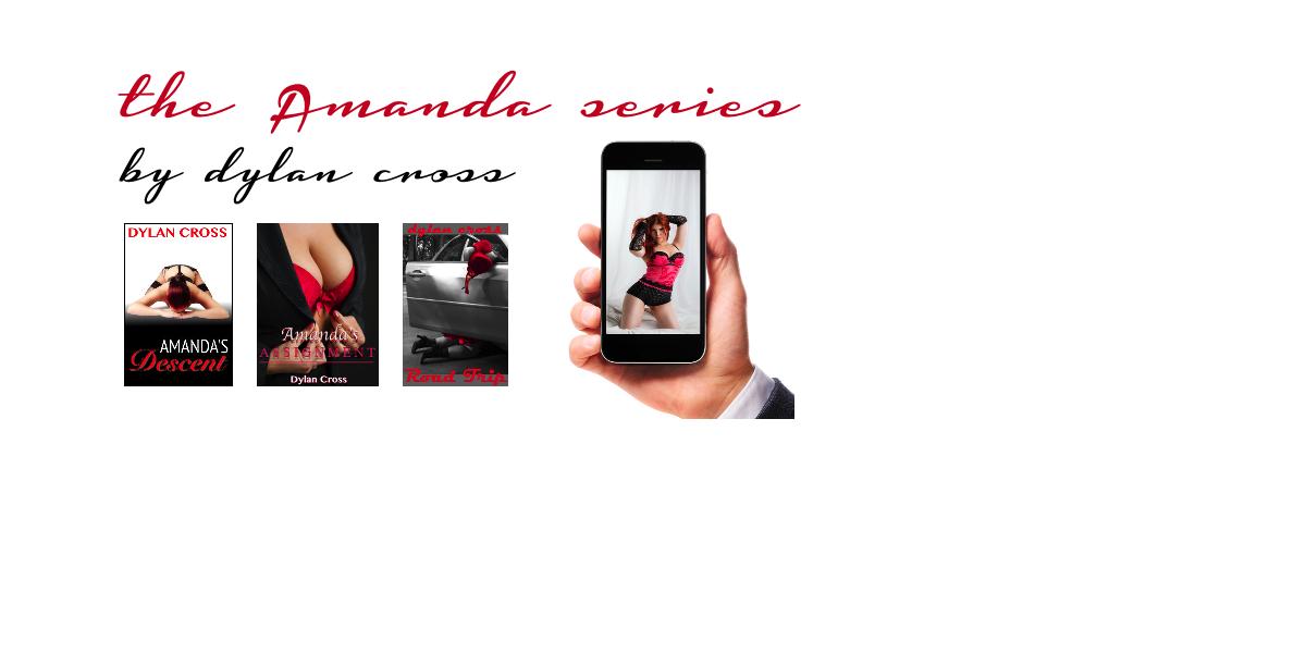 Coming soon--the next book in the Amanda saga